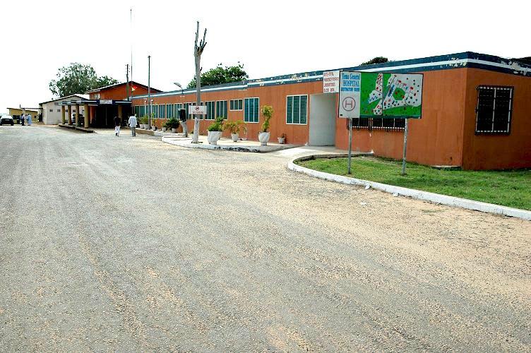 Ghana Tema General Hospital