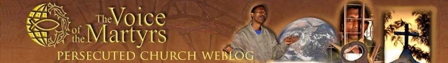 Persecuted Church Weblog