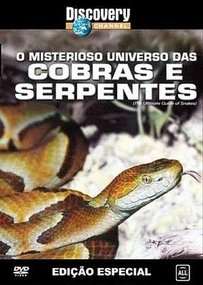 Download Documentario: O Misterioso Universo das Cobras e Serpentes   Dublado