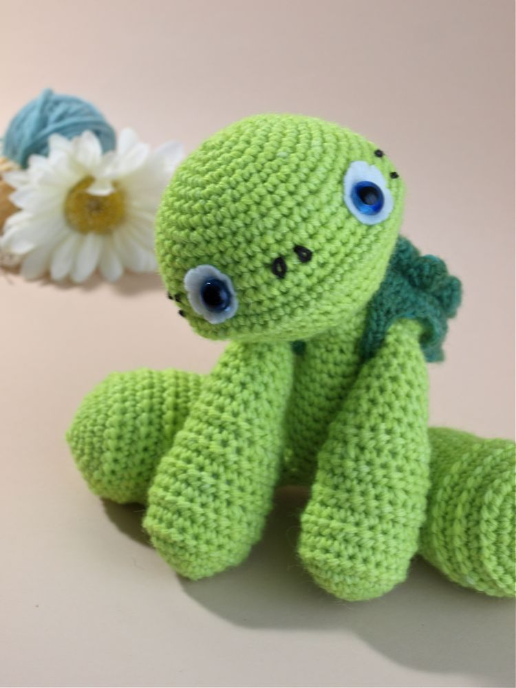 Crochet Patterns Animals Free : Download ... animals crochet free pattern kawaii knit pattern plush ...