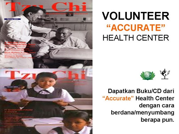 VOLUNTEER ACCURATE HEALTH CENTER