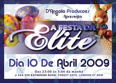 D'Angola Producoes apresenta 'A Festa Da Elite'
