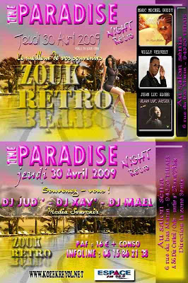 The Paradise - Retro Zouk