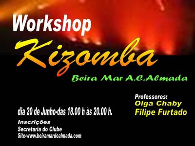 Kizomba - Beira Mar A.C. Almada