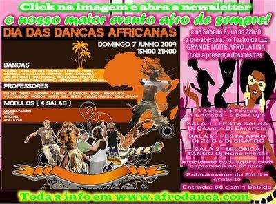Grande Noite AFro-Latina no Teatro da Luz