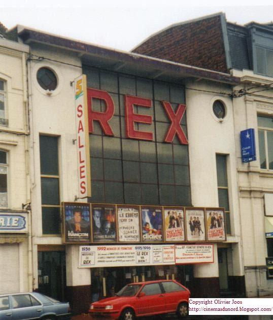 Rex d 39 armenti res - Cinema bruay la buissiere porte nord ...