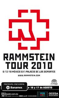 Rammstein en México 2010