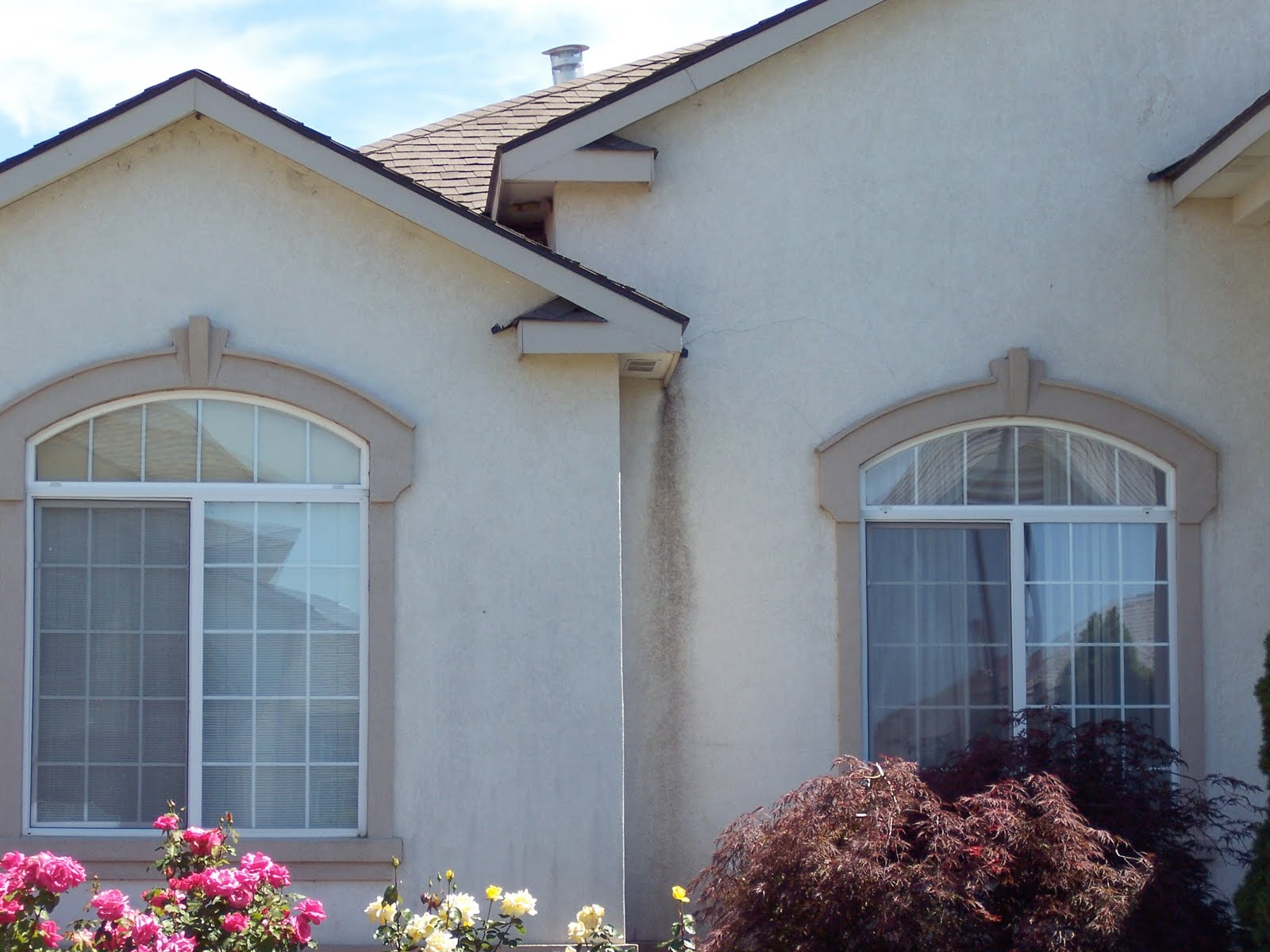 Stucco color schemes emejing behr paint colors exterior for Stucco and trim color combinations