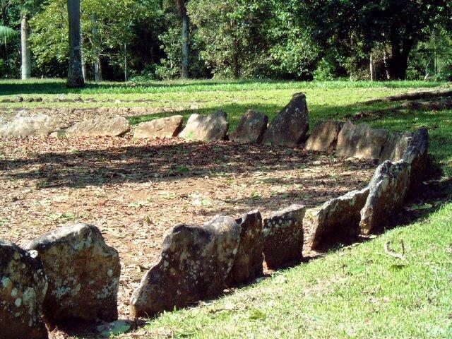Parque Ceremonial de Caguana en Utuado