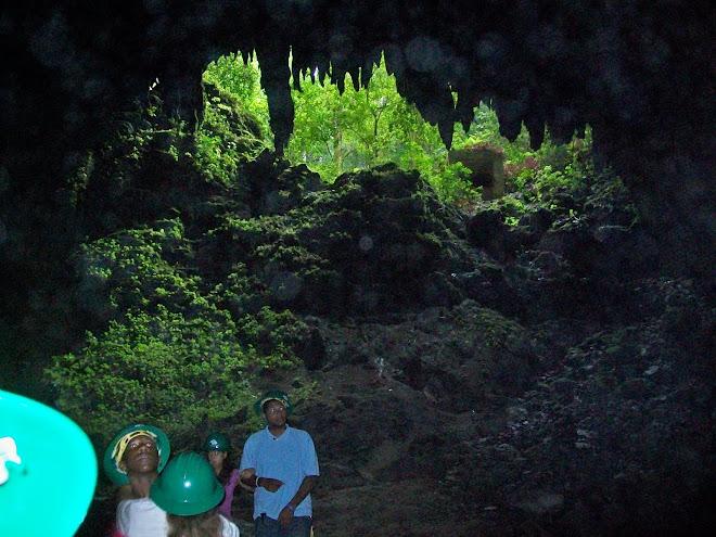 La Cueva  de Camuy