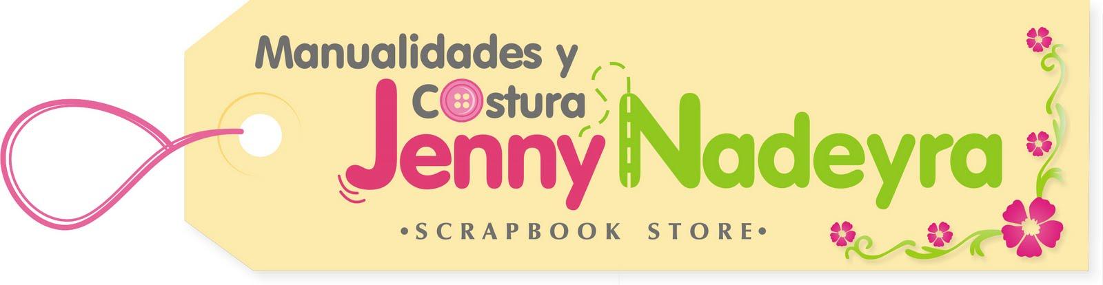 SCRAPBOOK JENNY NADEYRA