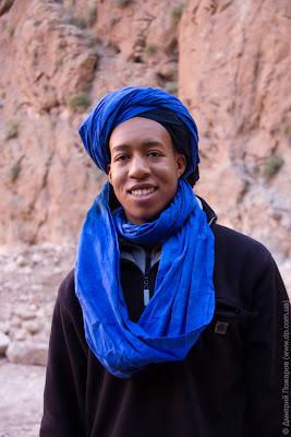 Марокко. Ущелье Тодра