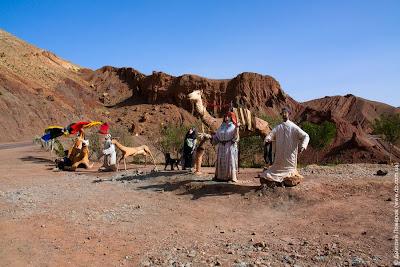 Марокко. Ущелье Дадес