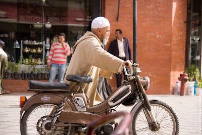 Марокко. Марракеш. Люди