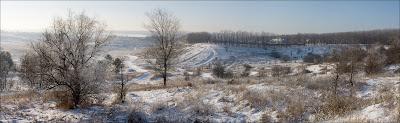 Фото с окружной (район 17-го харьковского кладбища)