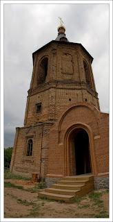Монастырь за Ахтыркой