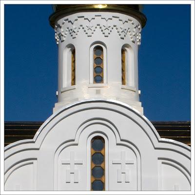 Церковь на высоте маршала Конева
