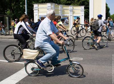 Велодень 2010 в Харькове