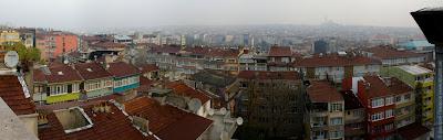 Стамбул с крыши