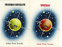 The Space Race card game
