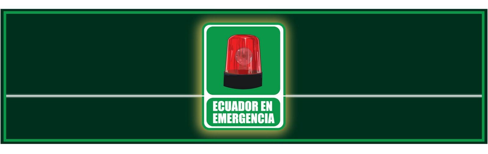 Ecuador en Emergencia