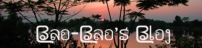 Bao-Bao&#39;s Blog