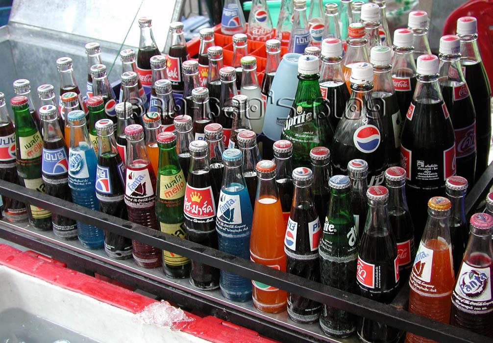 soda en azijn samen