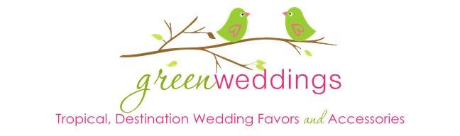 Green and Destination Weddings