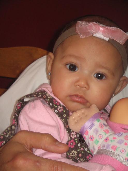 Aliya 4 months old!!