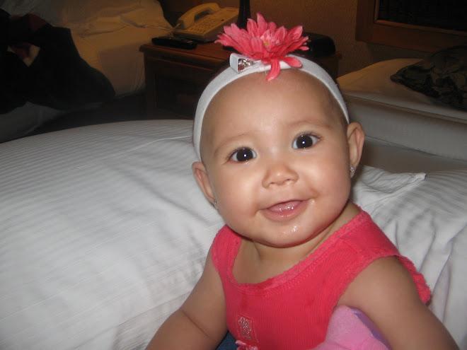 Aliya 5 months old!