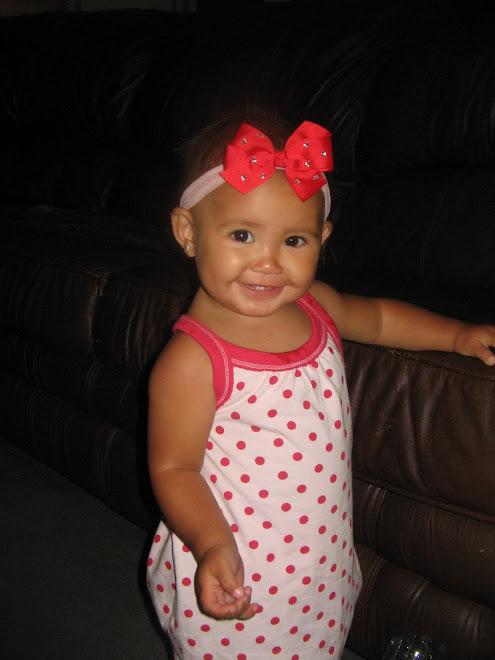 Aliya 11 months!!