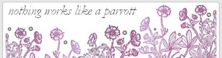 Nothing Works Like A Parrott