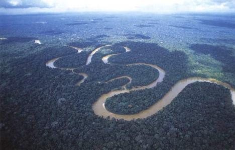 10 sungai terpanjang di dunia ~&;