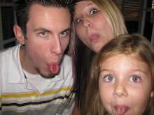 All 3 of us being silly