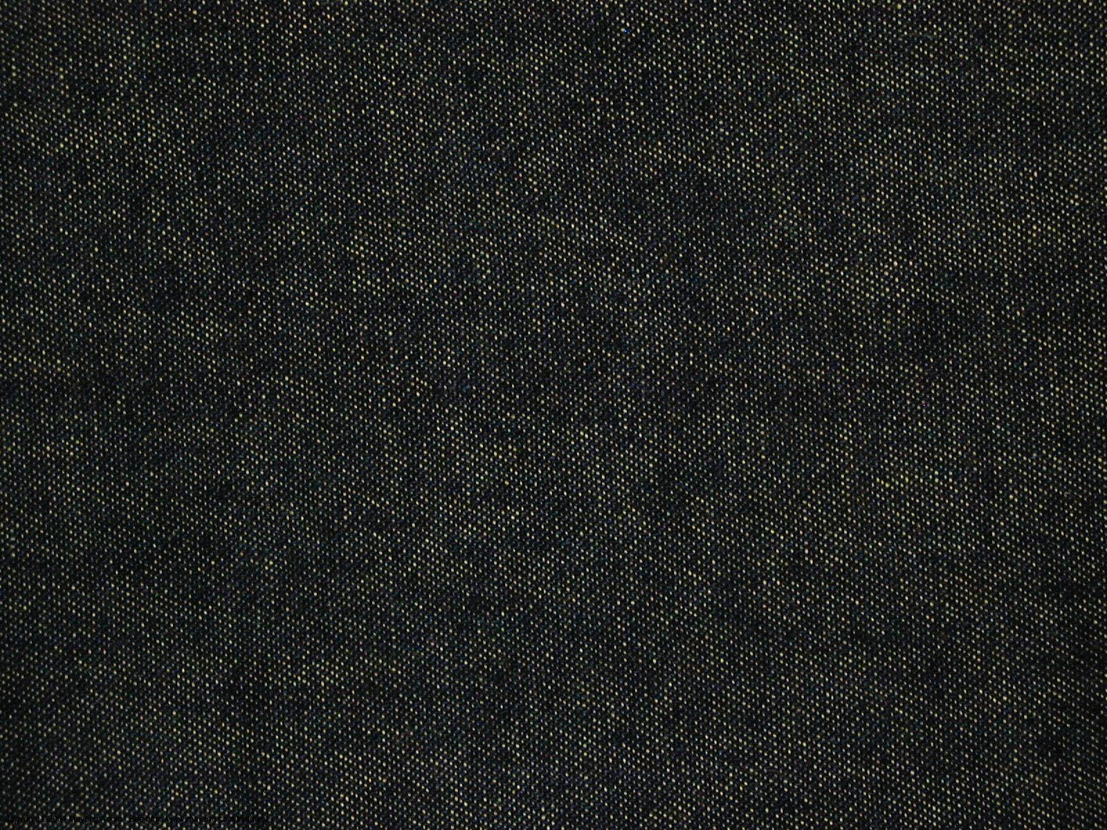 Black Denim Texture