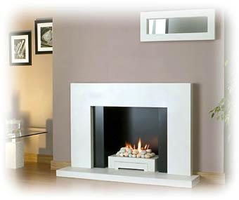 Chimeneas modernas chimeneas estufas radiadores - Chimeneas decoracion modernas ...