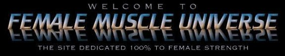 Female Muscle Universe