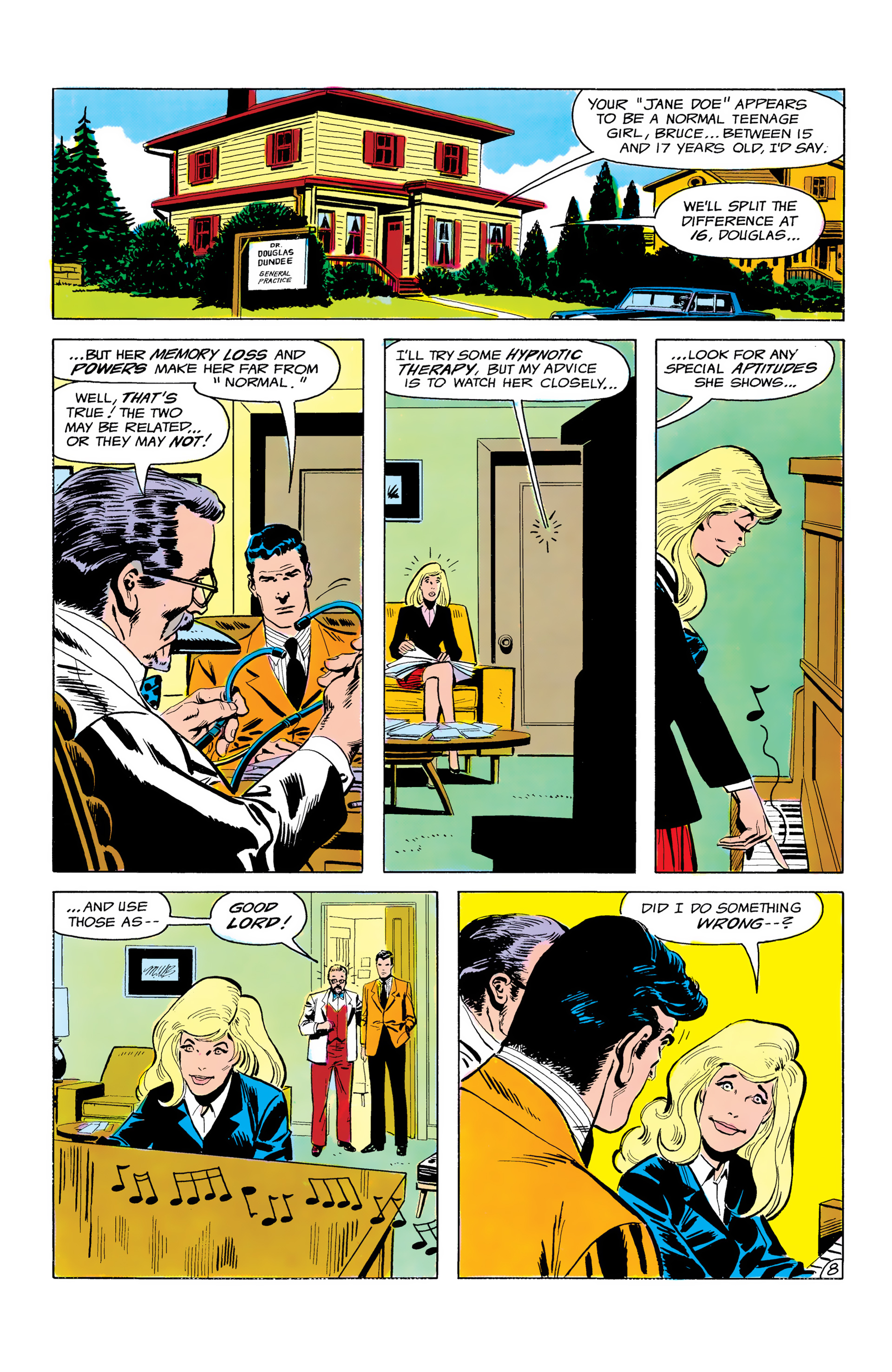 Batman and the Outsiders (1983) 3 Page 8