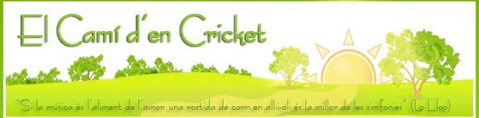 El camí d'en Cricket