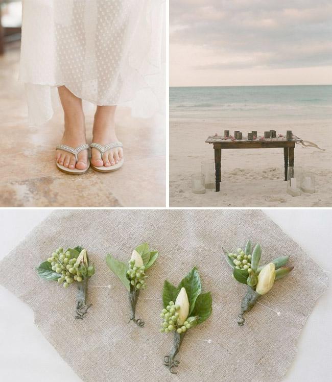 Desire to Inspire wedding color schemes hawaii Beach W beach w