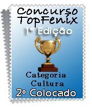 Premiação na categoria Cultura: Julho/2009