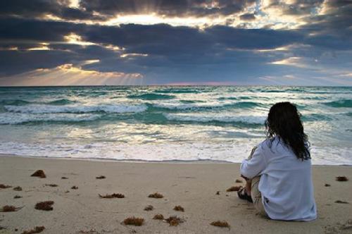 como te sientes pregunto de pronto una voz triste sola tristemente ...