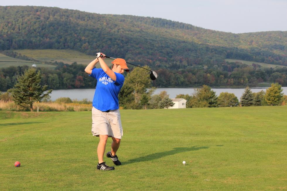 Wise Outdoor Adventures: Dryden Lake Golf Course - Dryden, New ...