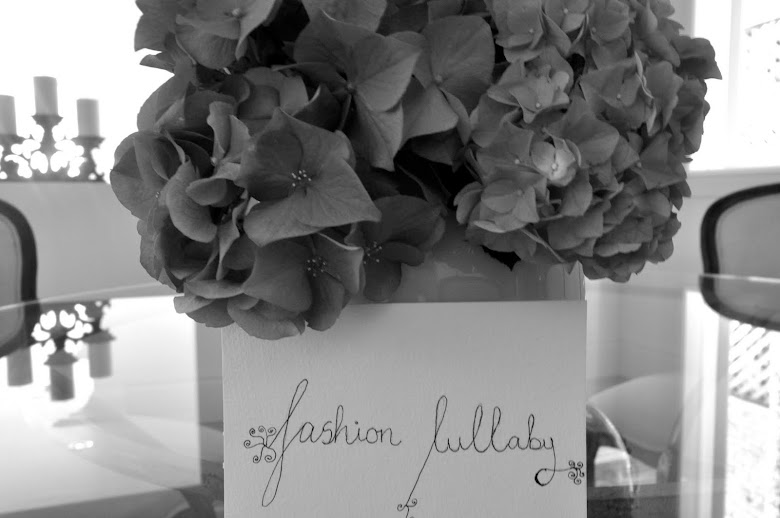 Fashion Lullaby