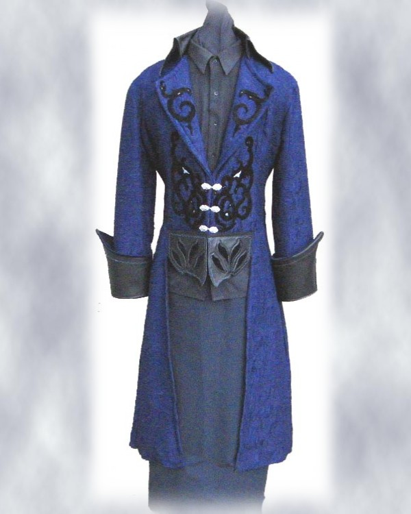 Gothic Steampunk Pirate frockcoats by SandstoneMan: Gothic ...