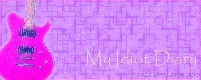 • My idiot diary