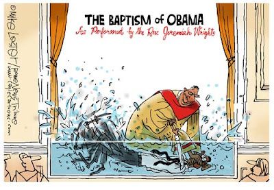 reverend wright obama cartoons