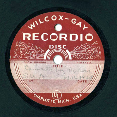 This is a genuine Wilcox Gay Recordio. These are very fun.