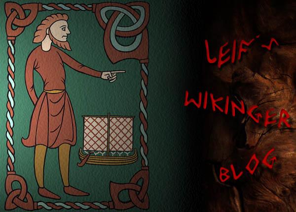 Leif's Wikinger Blog