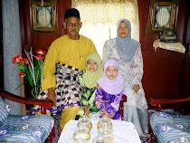 my dad n my tercinta~~ muuaahh
